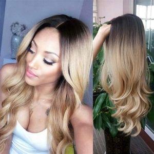 "Blooming Hair 26"" High-quality Fiber Wig"